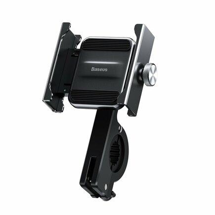 Knight kovový držák pro telefon na cyklistické kolo nebo motorku černý (CRJBZ-01)
