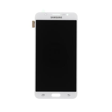 LCD display + Dotyk bílý pro Samsung J710 Galaxy J7 2016 (Service Pack)