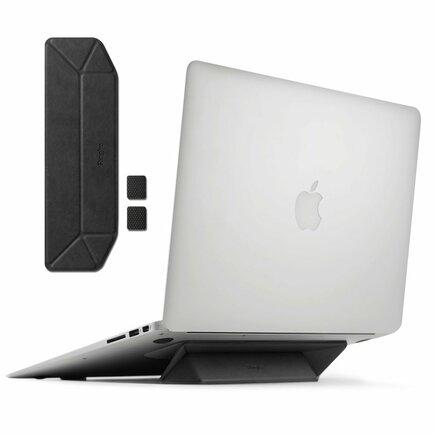 Laptop Stand skládaný podstavec pod laptop černý (ACST0003)