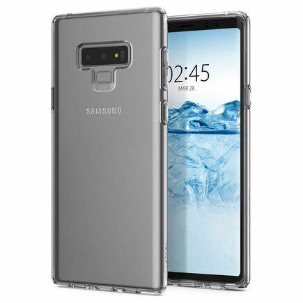 Liquid Crystal gelové elastické pouzdro Samsung Galaxy Note 9 N960 průsvitné