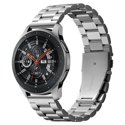 Náramek Modern Fit Band Samsung Galaxy Watch 46MM stříbrný