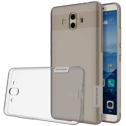 Nature gelové pouzdro ultra slim Huawei Mate 10 šedé
