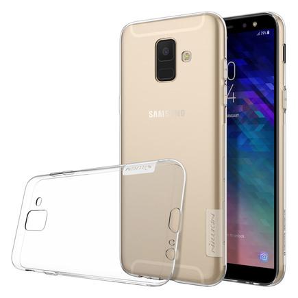 Nature gelové pouzdro ultra slim Samsung Galaxy A6 2018 A600 průsvitné