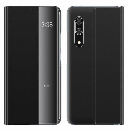 New Sleep Case pouzdro s klapkou s funkcí podstavce Huawei P20 Pro černé