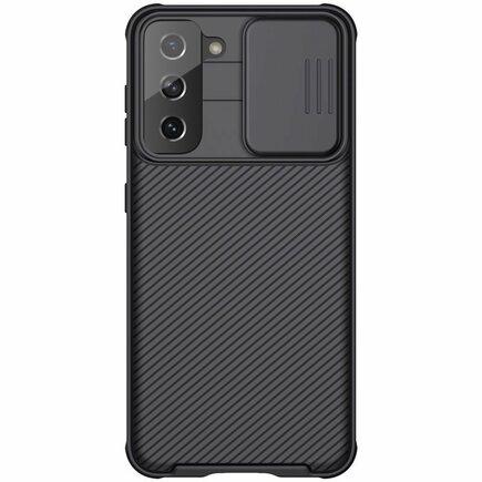 Nillkin CamShield Pro Zadní Kryt pro Samsung Galaxy S21 Black