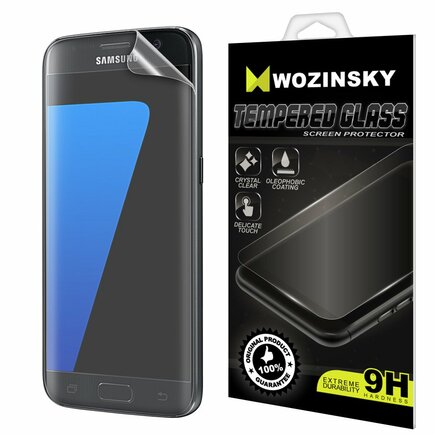 Ochranná fólie 3D na celý displej Samsung Galaxy S6 Edge G925