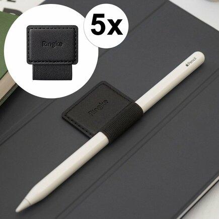 Pen Holder 5x samolepící držák na pero černý (ACPH0003)