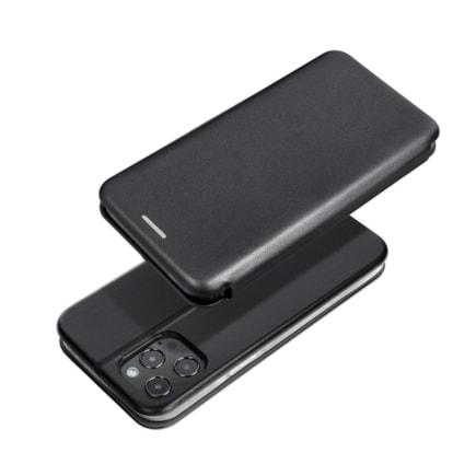 Pouzdro Book Forcell Elegance Huawei P8 Lite 2017/ P9 lite 2017 černé
