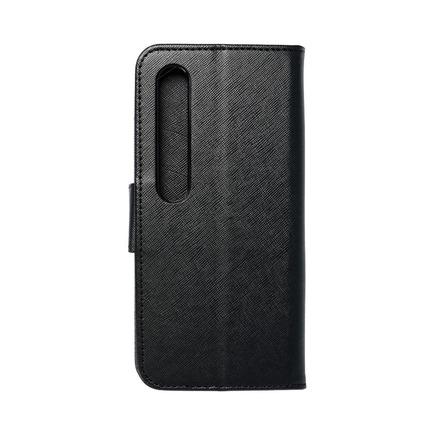 Pouzdro Fancy Book Xiaomi Mi 10 černé