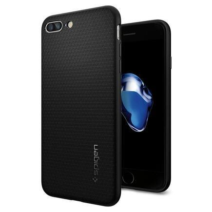 Pouzdro Liquid Air iPhone 7 / 8 Plus černé