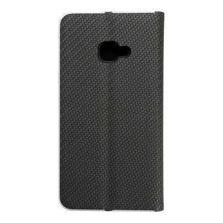 Pouzdro Luna Carbon Samsung Galaxy Xcover 4 černé