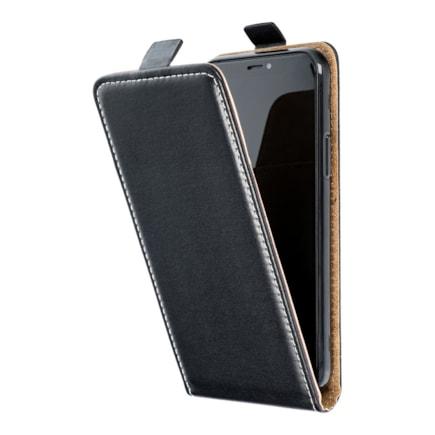 Pouzdro Slim Flexi Fresh svislé Samsung Galaxy A02 černé
