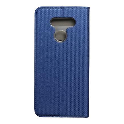 Pouzdro Smart Case book LG K50S tmavě modré