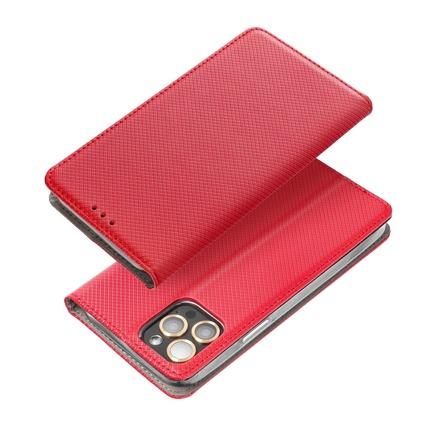 Pouzdro Smart Case book iPhone 13 Pro Max červené