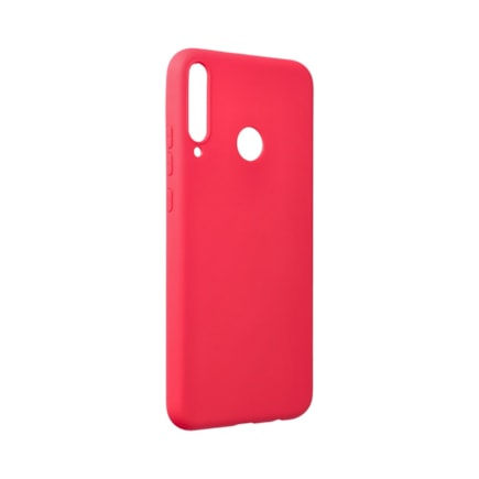 Pouzdro Soft Huawei P40 Lite E červené