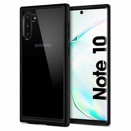 Pouzdro Ultra Hybrid Galaxy Note 10 matte černé