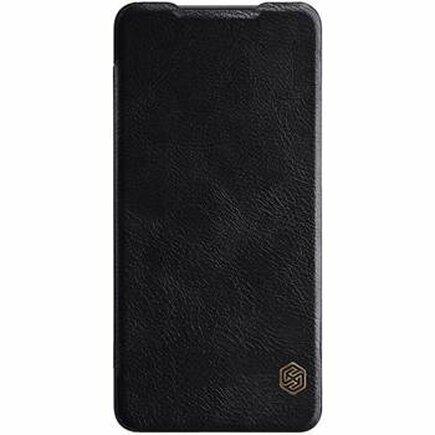 Qin Book Pouzdro černé pro Xiaomi Mi A3