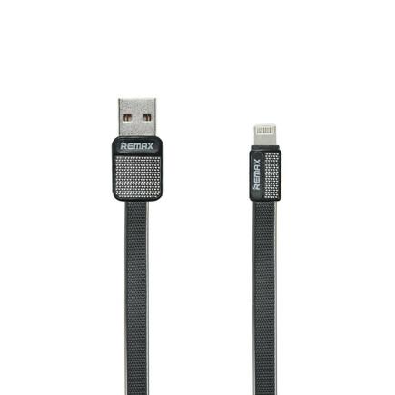 RC-044i Platinum kabel USB Lightning 1m černý