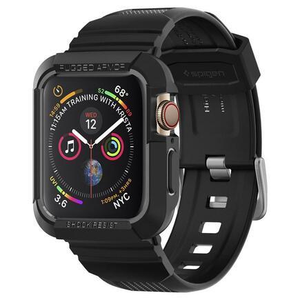 "Rugged Armor Pásek ""PRO"" Apple Watch 4 (44MM) černý"