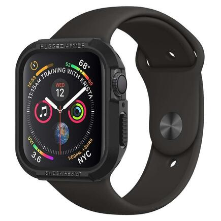 Rugged Armor pouzdro Apple Watch 4 (44MM) černé