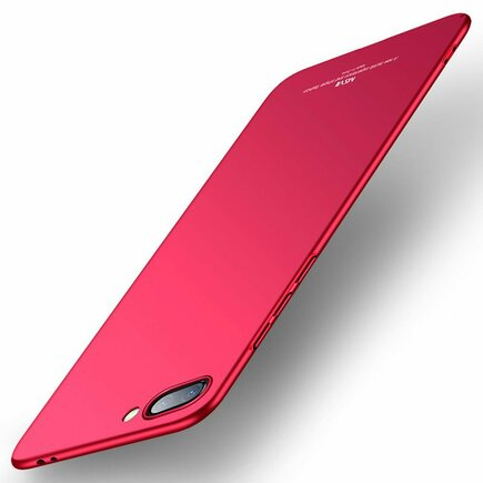 Simple ultratenké pouzdro Huawei Honor 10 červené