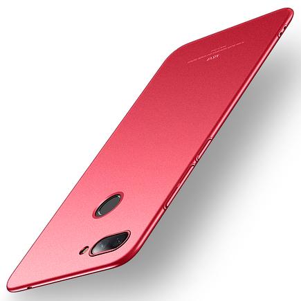 Simple ultratenké pouzdro Xiaomi Mi 8 Lite červené
