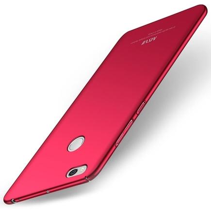 Simple ultratenké pouzdro Xiaomi Mi Max 2 červené