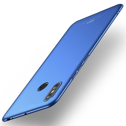 Simple ultratenké pouzdro Xiaomi Mi Max 3 modré