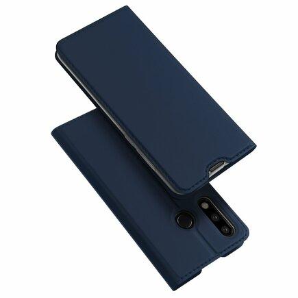 Skin Pro pouzdro s klapkou Huawei P30 Lite modré