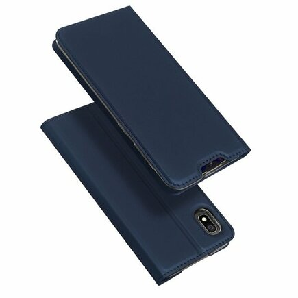 Skin Pro pouzdro s klapkou Samsung Galaxy A10 modré