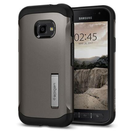 Slim Armor pouzdro Samsung Galaxy Xcover 4S/4 G390 šedé (Gunmetal)