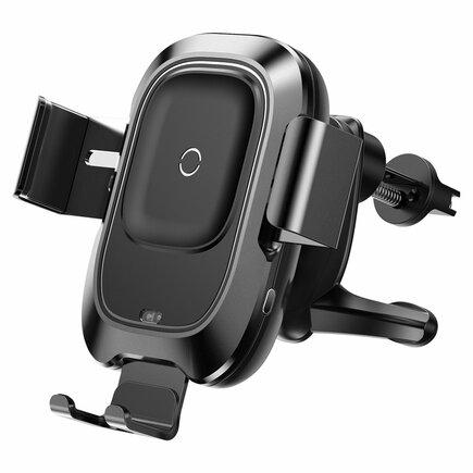 Smart Vehicle Bracket Wireless Charger držák do auta/bezdrátová nabíječka Qi s infračerveným čidlem (WXZN-01)