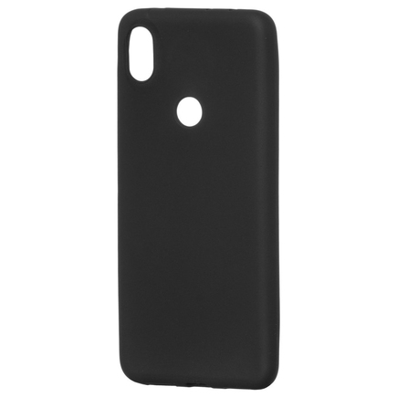 Soft Matt gelové pouzdro Xiaomi Mi A2 / Mi 6X černé