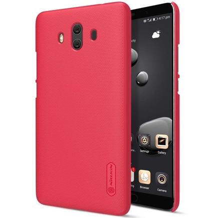Super Frosted Shield zesílené pouzdro + fólie Huawei Mate 10 červené