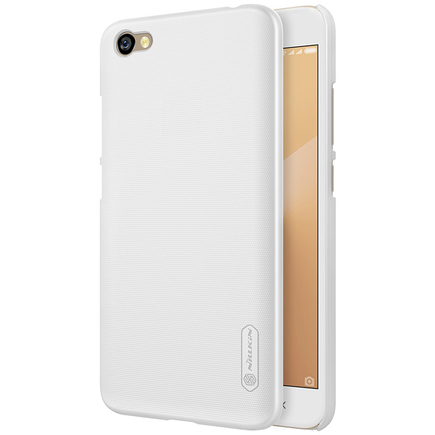 Super Frosted Shield zesílené pouzdro + fólie Xiaomi Redmi Note 5A bílé