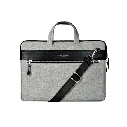 Taška na notebook London Style Series 13,3 palců šedá