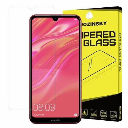 Tempered Glass Tvrzené sklo 9H Huawei Y7 2019 / Y7 Prime 2019 (balení - obálka)