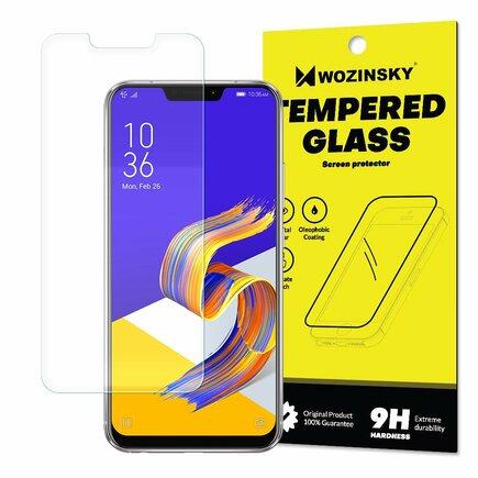 Tempered Glass tvrzené sklo 9H Asus ZenFone 5Z ZS620KL (balení - obálka)