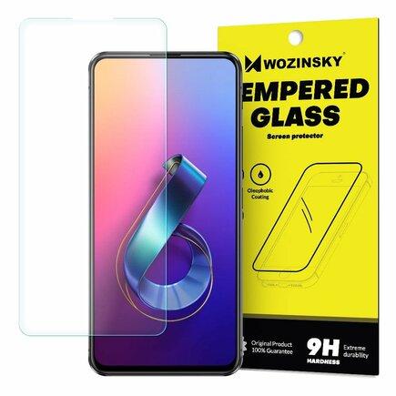 Tempered Glass tvrzené sklo 9H Asus Zenfone 6 ZS630KL (balení-obálka)