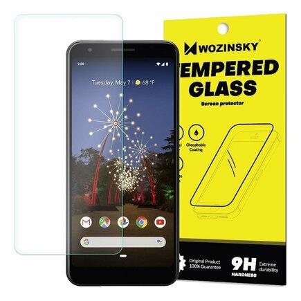 Tempered Glass tvrzené sklo 9H Google Pixel 3a XL (balení obálka)