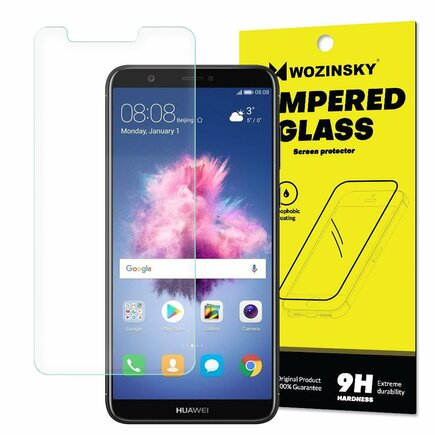 Tempered Glass tvrzené sklo 9H Huawei P Smart (balení - obálka)