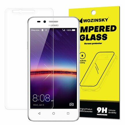 Tempered Glass tvrzené sklo 9H Huawei Y3 II (balení - obálka)