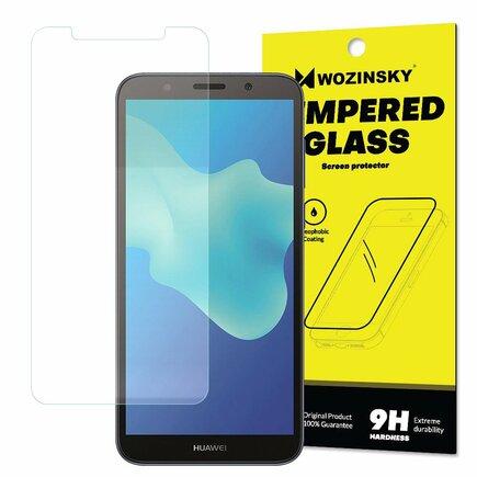 Tempered Glass tvrzené sklo 9H Huawei Y5 2018 (balení - obálka)