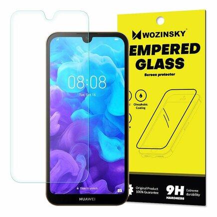 Tempered Glass tvrzené sklo 9H Huawei Y5 2019