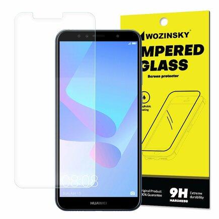 Tempered Glass tvrzené sklo 9H Huawei Y6 2018 (balení - obálka)