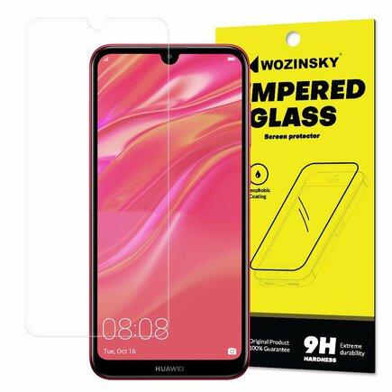 Tempered Glass tvrzené sklo 9H Huawei Y6 2019 / Y6 Pro 2019 (balení-obálka)