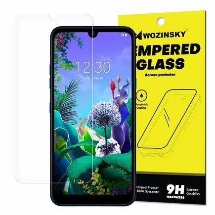 Tempered Glass tvrzené sklo 9H LG Q60 / LG K50