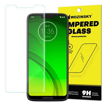 Tempered Glass tvrzené sklo 9H Motorola Moto G7 Power (balení-obálka)