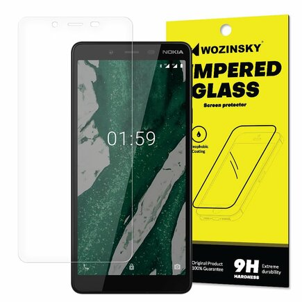 Tempered Glass tvrzené sklo 9H Nokia 1 Plus