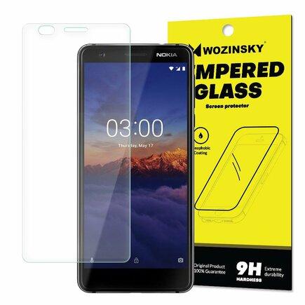 Tempered Glass tvrzené sklo 9H Nokia 3.1 (balení - obálka)
